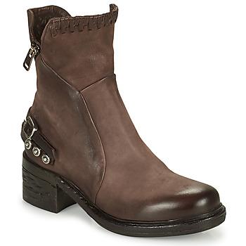 kengät Naiset Bootsit Airstep / A.S.98 NOVA 17 Brown