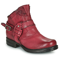 kengät Naiset Bootsit Airstep / A.S.98 SAINT EC STRAPE Bordeaux