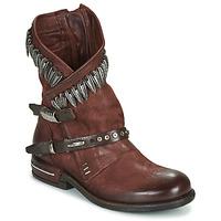 kengät Naiset Bootsit Airstep / A.S.98 TIAL FOGLIE Brown