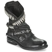 kengät Naiset Bootsit Airstep / A.S.98 TIAL FOGLIE Black