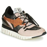 kengät Naiset Matalavartiset tennarit Airstep / A.S.98 DENASTAR Vaaleanpunainen
