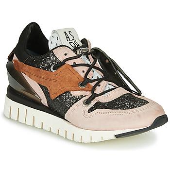 kengät Naiset Matalavartiset tennarit Airstep / A.S.98 DENASTAR Pink