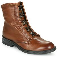 kengät Naiset Bootsit Mjus PALLY Brown