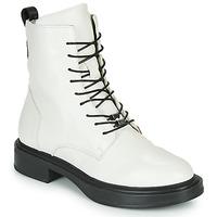 kengät Naiset Bootsit Mjus MORGANA White