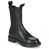 kengät Naiset Bootsit Mjus MORGANA CHELS Black