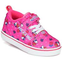 kengät Tytöt Rullakengät Heelys PRO 20 X2 Pink