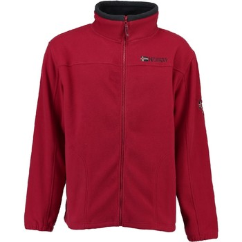 vaatteet Pojat Fleecet Geographical Norway TAMAZONIE BOY Red