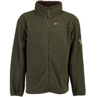 vaatteet Pojat Fleecet Geographical Norway TAMAZONIE BOY Khaki
