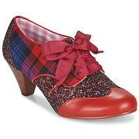 kengät Naiset Korkokengät Irregular Choice END OF STORY Red / Blue