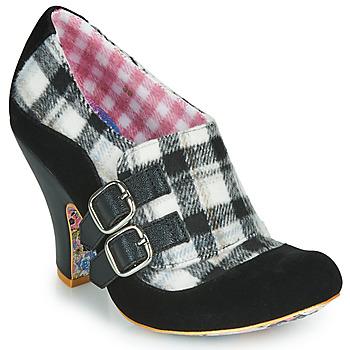 kengät Naiset Korkokengät Irregular Choice WANDAS WISH Musta / Valkoinen