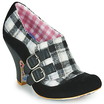 kengät Naiset Korkokengät Irregular Choice WANDAS WISH Black / White