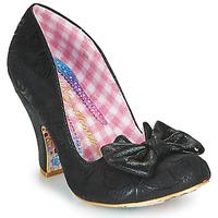 kengät Naiset Korkokengät Irregular Choice NICK OF TIME Black