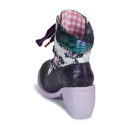 Irregular Choice SCARPER Violet 17677738 Naisten kengät