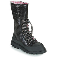 kengät Naiset Bootsit Irregular Choice ROASTY TOASTY Black