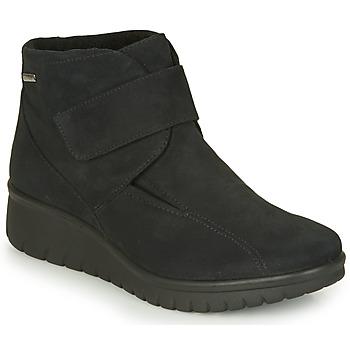 kengät Naiset Bootsit Romika Westland CALAIS 53 Musta