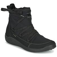 kengät Naiset Bootsit Romika Westland MONTPELLIER 01 Musta
