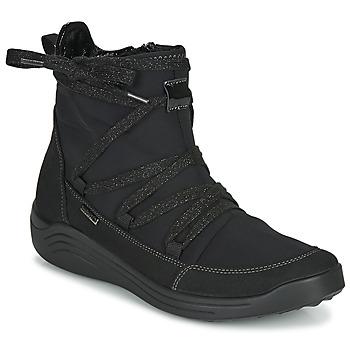 kengät Naiset Bootsit Romika Westland MONTPELLIER 01 Black