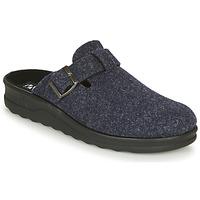 kengät Miehet Tossut Romika Westland METZ 240 Blue
