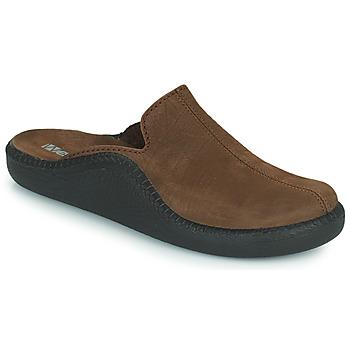 kengät Miehet Tossut Romika Westland MONACO 202 Ruskea