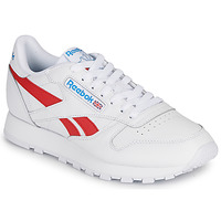 kengät Matalavartiset tennarit Reebok Classic CL LTHR White / Red