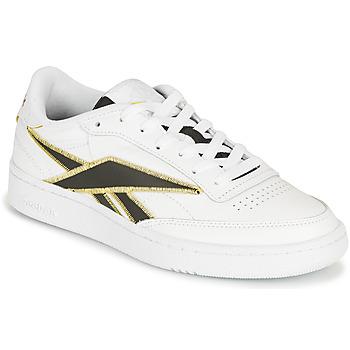 kengät Matalavartiset tennarit Reebok Classic CLUB C 85 White / Black