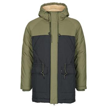 vaatteet Miehet Parkatakki Oxbow M2JONKA Vihreä / Musta
