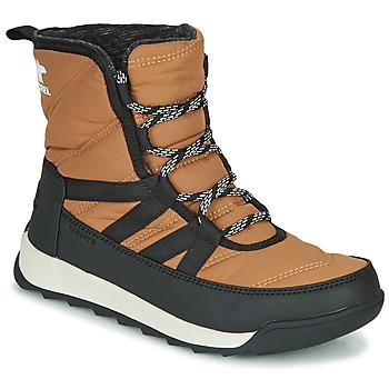 kengät Naiset Bootsit Sorel WHITNEY II SHORT LACE Ruskea