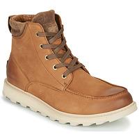 kengät Miehet Bootsit Sorel MADSON™ II MOC TOE WP Brown