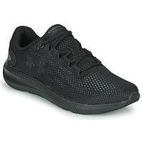 kengät Miehet Juoksukengät / Trail-kengät Under Armour CHARGED PURSUIT Black / Black