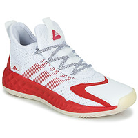 kengät Koripallokengät adidas Performance COLL3CTIV3 2020 LOW White / Red