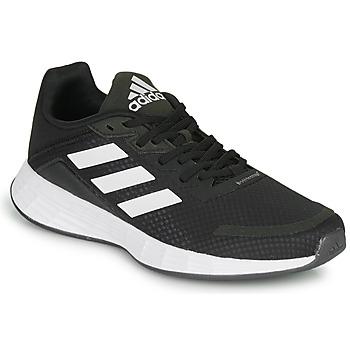 kengät Naiset Juoksukengät / Trail-kengät adidas Performance DURAMO SL Black