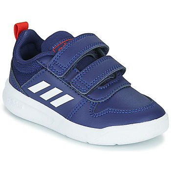 kengät Lapset Matalavartiset tennarit adidas Performance TENSAUR I Blue / White
