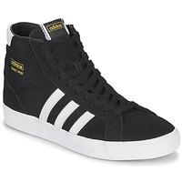 kengät Korkeavartiset tennarit adidas Originals BASKET PROFI Musta