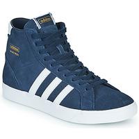 kengät Korkeavartiset tennarit adidas Originals BASKET PROFI Blue