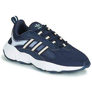 kengät Naiset Matalavartiset tennarit adidas Originals HAIWEE W Sininen / Valkoinen