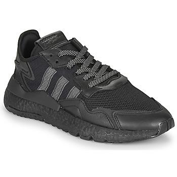 kengät Matalavartiset tennarit adidas Originals NITE JOGGER Musta