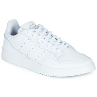kengät Matalavartiset tennarit adidas Originals SUPERCOURT White