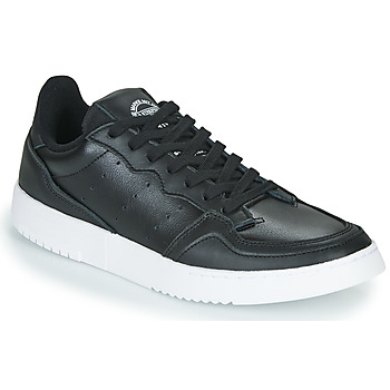 kengät Matalavartiset tennarit adidas Originals SUPERCOURT Musta