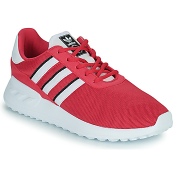 kengät Tytöt Matalavartiset tennarit adidas Originals LA TRAINER LITE C Vaaleanpunainen