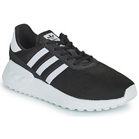 kengät Lapset Matalavartiset tennarit adidas Originals LA TRAINER LITE C Musta / Valkoinen
