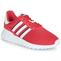 kengät Tytöt Matalavartiset tennarit adidas Originals LA TRAINER LITE J Pink