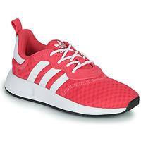 kengät Tytöt Matalavartiset tennarit adidas Originals X_PLR S J Vaaleanpunainen