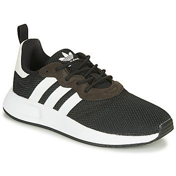kengät Pojat Matalavartiset tennarit adidas Originals X_PLR S J Musta