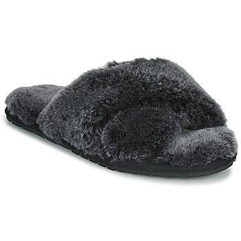 kengät Naiset Tossut EMU MAYBERRY FROST Black
