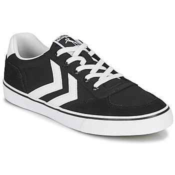 kengät Matalavartiset tennarit Hummel STADIL LOW OGC 3.0 Black / White