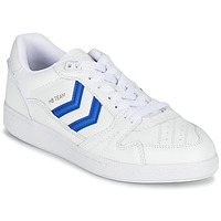 kengät Matalavartiset tennarit Hummel HB TEAM White / Blue