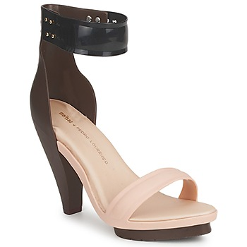 kengät Naiset Sandaalit ja avokkaat Melissa NO 1 PEDRO LOURENCO BEIGE / Brown