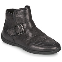 kengät Naiset Bootsit Geox AGLAIA Black