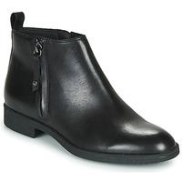 kengät Naiset Nilkkurit Geox JAYLON Black