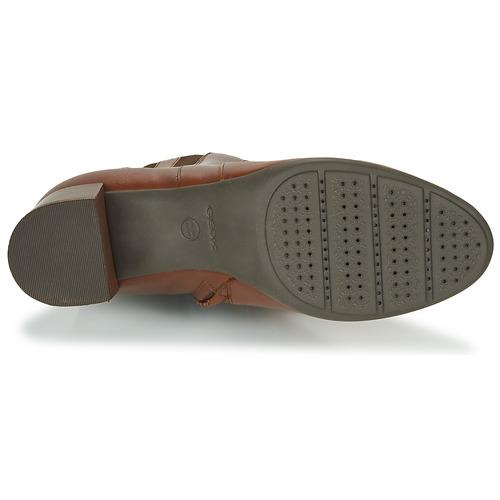 Geox NEW ANNYA MID Brown 17682537 Naisten kengät